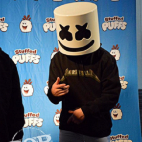 Marshmello Helps with Sweet Stuff Happening in Bethlehem, PA.