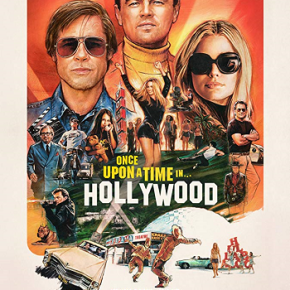 Once Upon a Time in Hollywood (A PopEntertainment.com Movie Review)