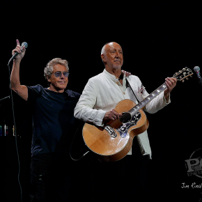 The Who – Citizens Bank Park – Philadelphia, PA – May 25, 2019 (A PopEntertainment.com Concert Photo Album)