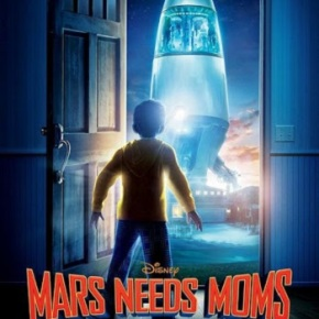 Mars Needs Moms (A PopEntertainment.com Movie Review)