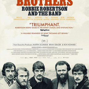 Once Were Brothers: Robbie Robertson and The Band (A PopEntertainment.com Movie Review)