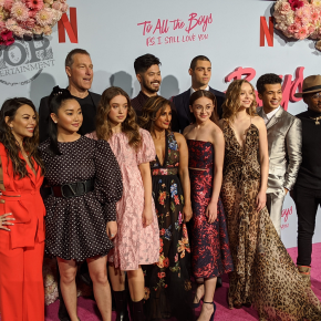 Pink Carpet Inside – To All the Boys I've Loved Before Sequel Hollywood Premiere!