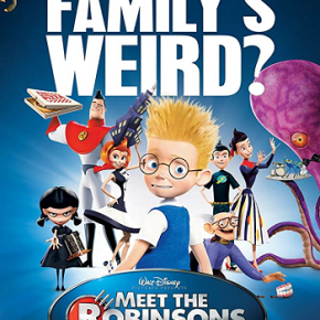 Meet the Robinsons (A PopEntertainment.com Movie Review)
