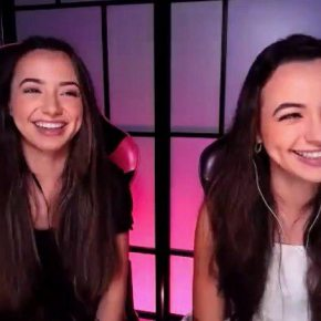 The Merrell Twins Talk VidCon's Night of Awesomeness and More!