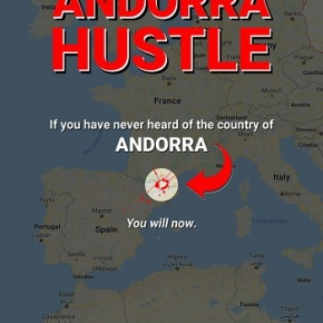 The Andorra Hustle (A PopEntertainment.com MovieReview)