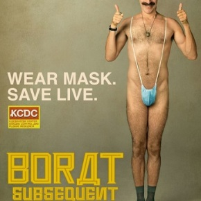 Borat Subsequent Moviefilm (A PopEntertainment.com MovieReview)