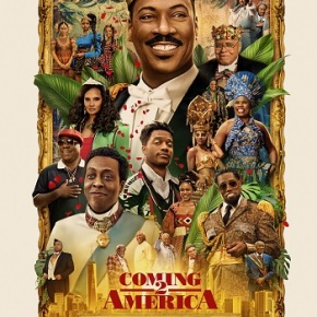 Coming 2 America (A PopEntertainment.com Movie Review)