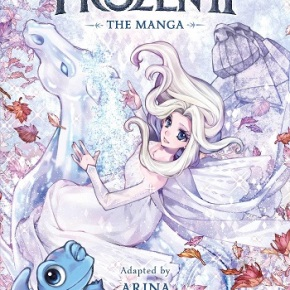 Frozen II: The Manga (A PopEntertainment.com Book Review)