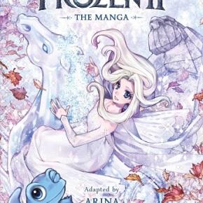 Frozen II: The Manga (A PopEntertainment.com BookReview)