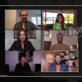 Michael B. Jordan, Jodie Turner-Smith, Lauren London, Brett Gelman, Colman Domingo and Stefano Sollima – Look Back WithoutRemorse