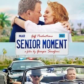 Senior Moment (A PopEntertainment.com MovieReview)