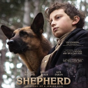 Shepherd: The Story of a Jewish Dog (A PopEntertainment.com MovieReview)