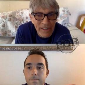 Eric Roberts and Aziz Tazi – Working on Their NightWalk