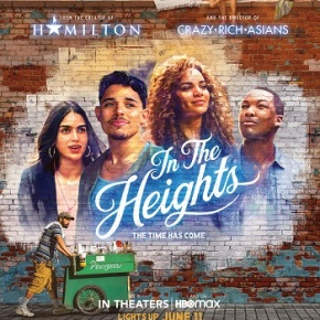 In the Heights (A PopEntertainment.com MovieReview)