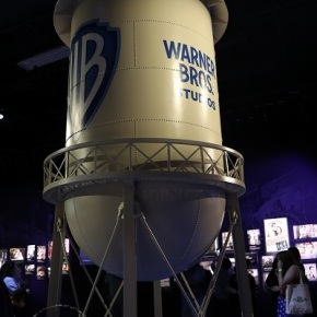 The Warner Bros. Studio Tour in Hollywood isBack!