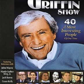 The Merv Griffin Show – 40 of the Most InterestingPeople of Our Time(A PopEntertainment.com TV on DVDReview)