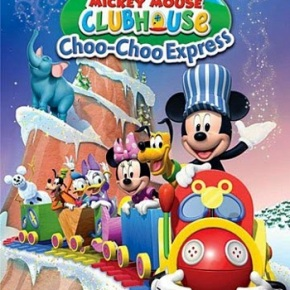 Mickey Mouse Clubhouse Choo-Choo Express (A PopEntertainment.com VideoReview)