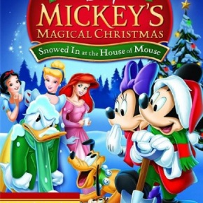 Mickey's Magical Christmas – Snowed in at the House of Mouse (A PopEntertainment.com VideoReview)