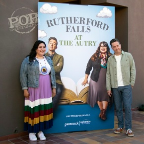 Rutherford Falls Visits the AutryMuseum
