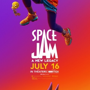 Space Jam: A New Legacy (A PopEntertainment.com MovieReview)