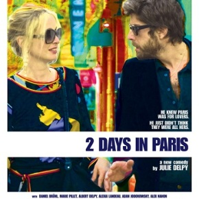 2 Days in Paris (A PopEntertainment.com MovieReview)