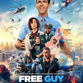 Free Guy (A PopEntertainment.com MovieReview)