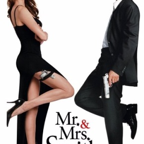 Mr. & Mrs. Smith (A PopEntertainment.com MovieReview)