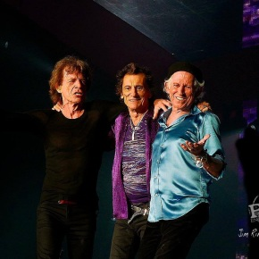 The Rolling Stones – The Dome at America's Center – St. Louis, MO (A PopEntertainment.com Concert PhotoAlbum)