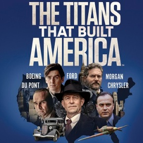 The Titans That Built America (A PopEntertainment.com TV on DVDReview)